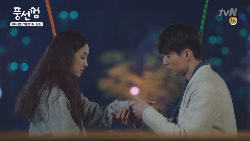 tvN '풍선껌'