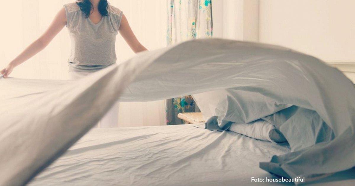cover 11.png?resize=1200,630 - De pequeño siempre te lo exigían, pero ahora sabemos que tender la cama es muy malo.