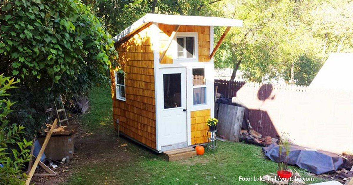 cover 15.png?resize=1200,630 - Joven de tan sólo 13 años construye su propia casa, cuando la veas por dentro te vas a sorprender.