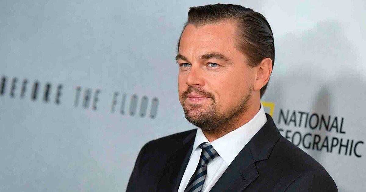 cover 2 - Leonardo DiCaprio doa 20 milhões de dólares em favor da luta contra as mudanças climáticas