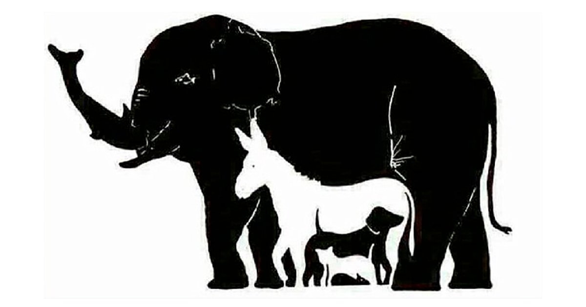 cover 26.png?resize=412,232 - Apenas algumas pessoas conseguem identificar mais de seis animais nessa figura de ilusão de óptica
