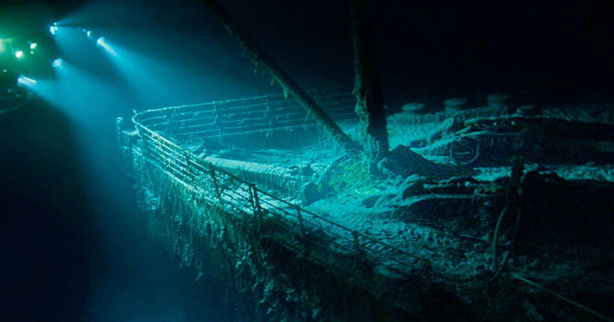 cover 4.jpg?resize=1200,630 - El increíble hallazgo de los restos del Titanic, en el momento de su descubrimiento