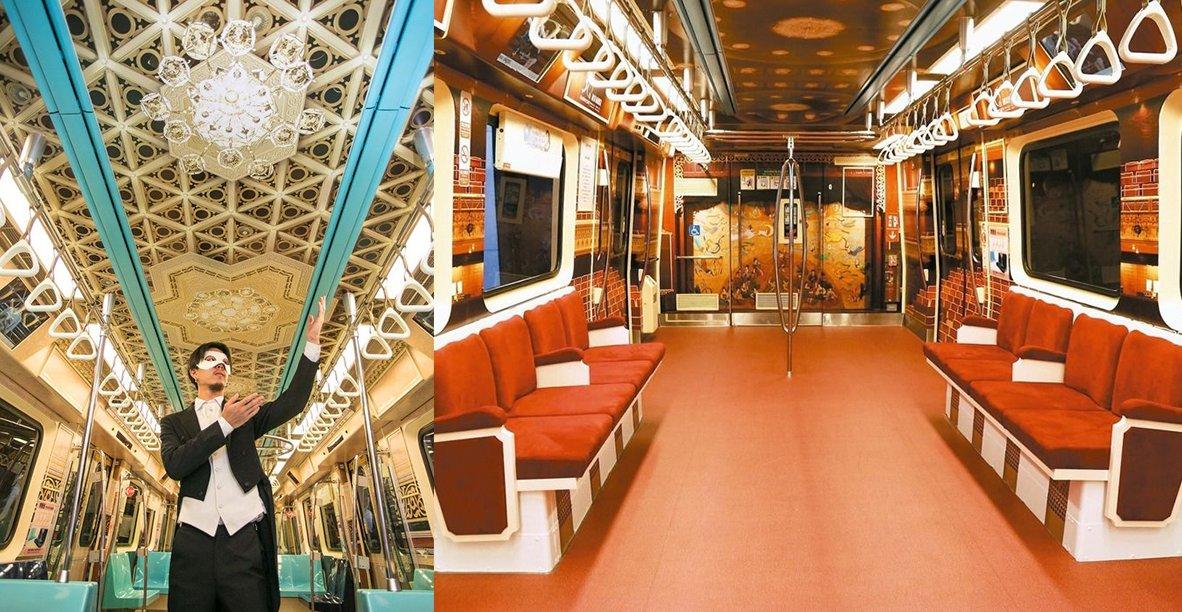 e89ea2e5b995e5bfabe785a7 2017 10 02 e4b88be58d885 14 15 1.png?resize=1200,630 - 又一個IG欠打卡:北捷淡水信義線變身國家歌劇院「這些時間」去就能搭到「捷運頭等艙」!