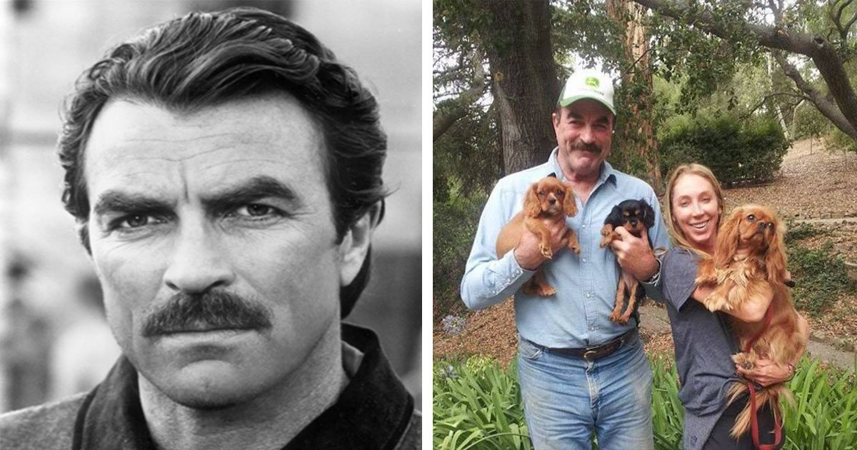ec8db8 - After 30 Years Together, Tom Selleck Opens Up About The Secret To His Marriage.
