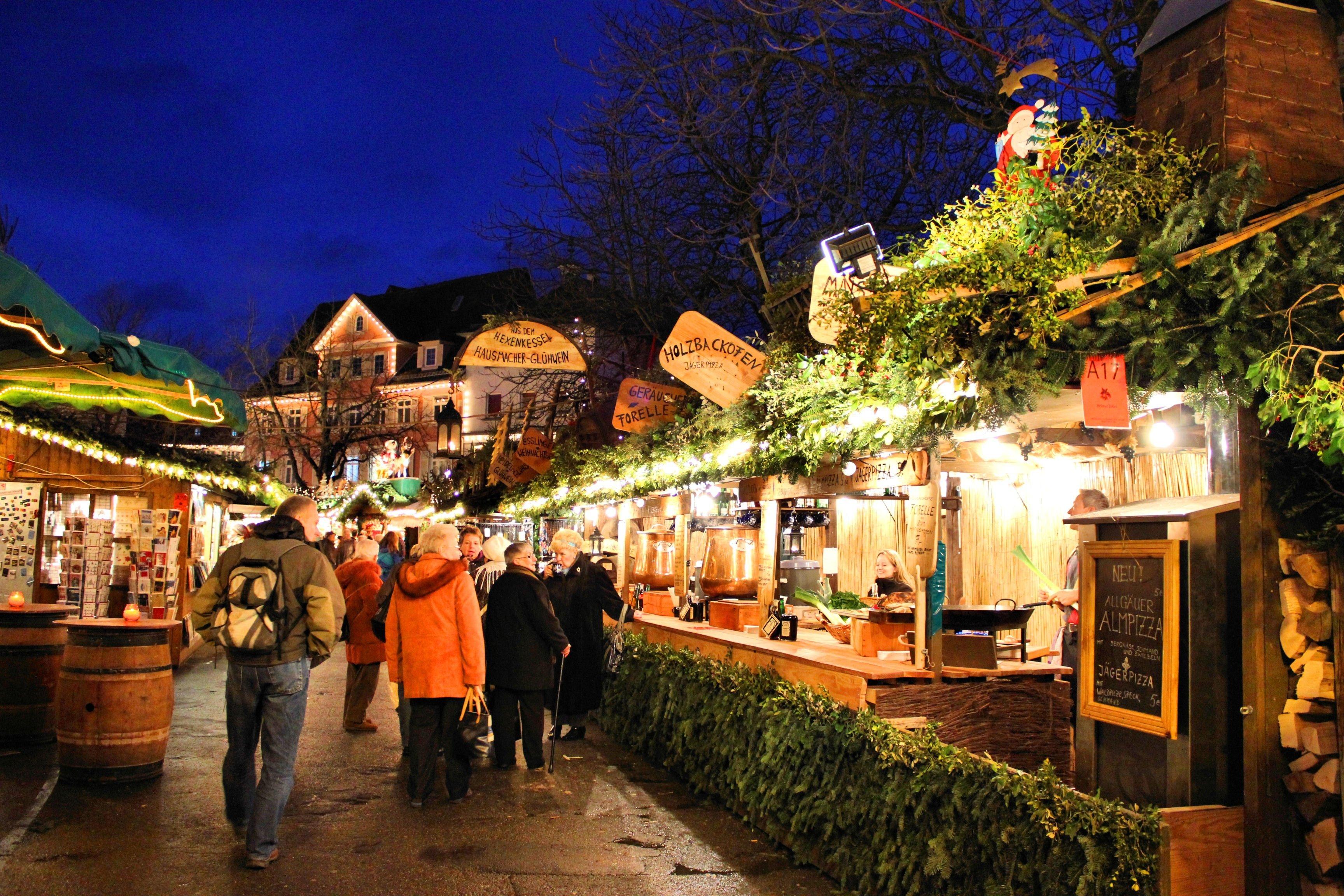 esslingen christmas market - 《歐洲嘉年華、德國啤酒節》台北101限時登場!集結11國歐陸主題美食小帳篷!