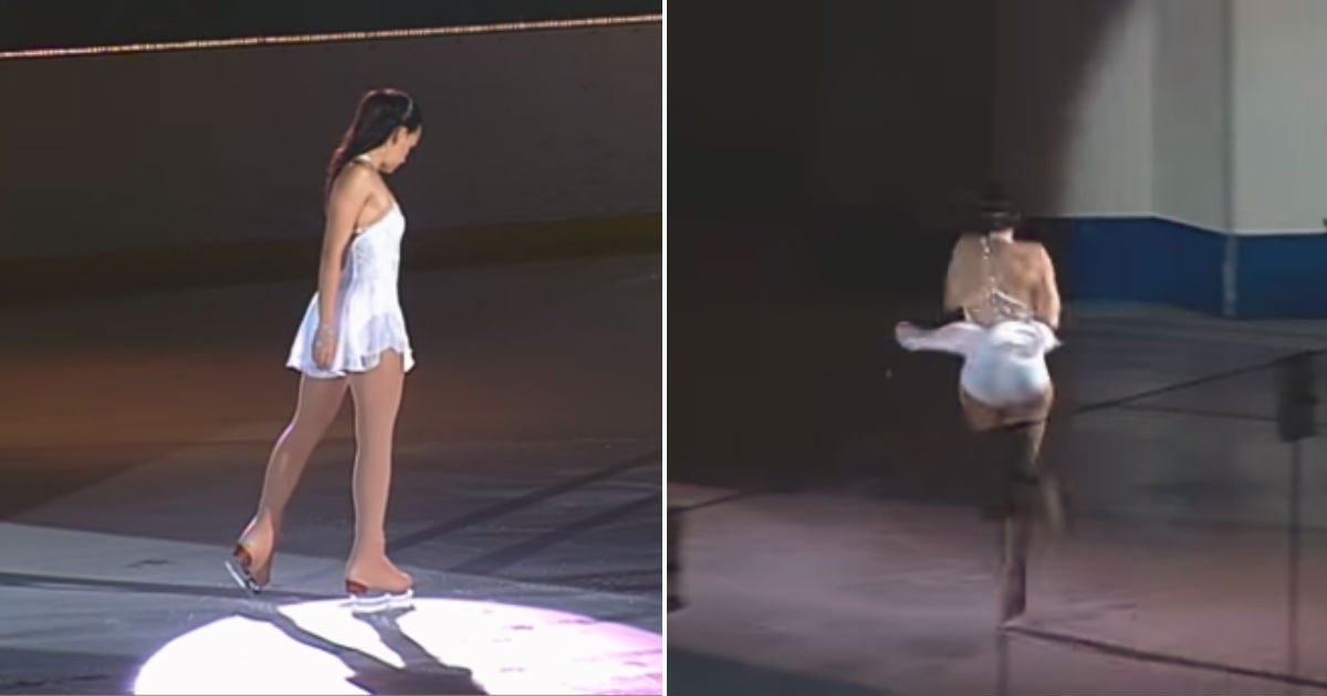 """figure skater taryn jurgensen.jpg?resize=300,169 - This Incredible Show By The Figure Skater Brings The Entire Audience to Tears. """"Hallelujah"""" Plays In The Background"""