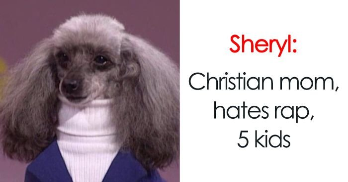 funny dog bios fb  700 png.jpg?resize=412,232 - 10 Hilarious Dog Bios Will Remind You Of Somebody You Know