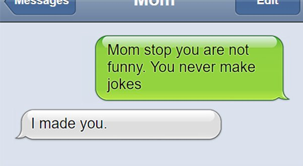 funny texts 9 e1508737980948 - 13 Hilarious Texts That Moms Sent To Their Kids