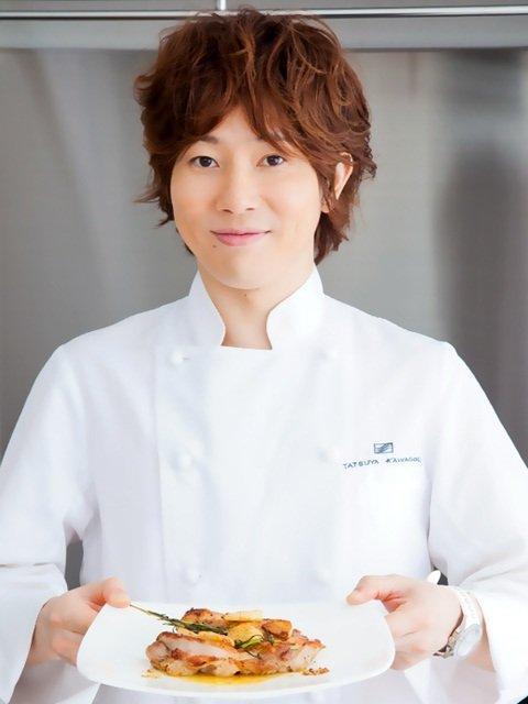「川越シェフは経営しているレストラン」の画像検索結果