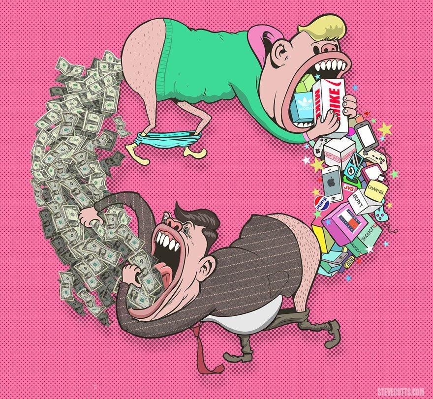 modern-world-caricature-illustrations-steve-cutts-2-1