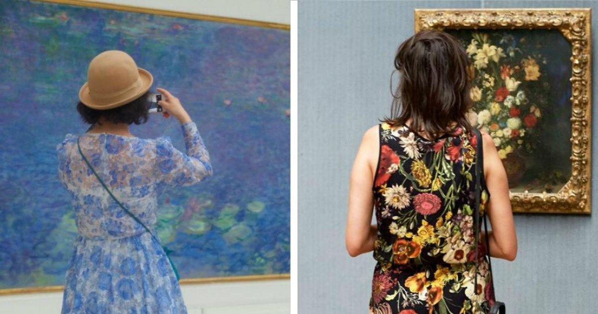 museu.jpg?resize=1200,630 - Fotógrafo aproxima pessoas de obras de arte. Veja você mesmo!
