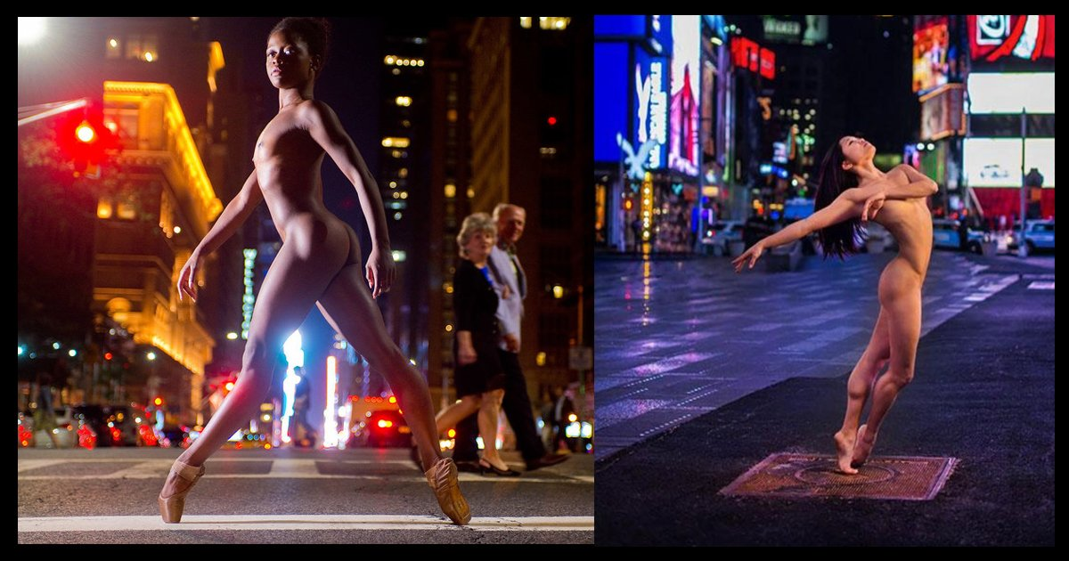 nynaked - ニューヨークの素晴らしいヌードダンサー