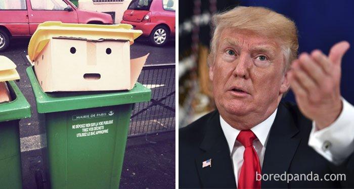 GarbageTrumpster , Nicholas Kamm