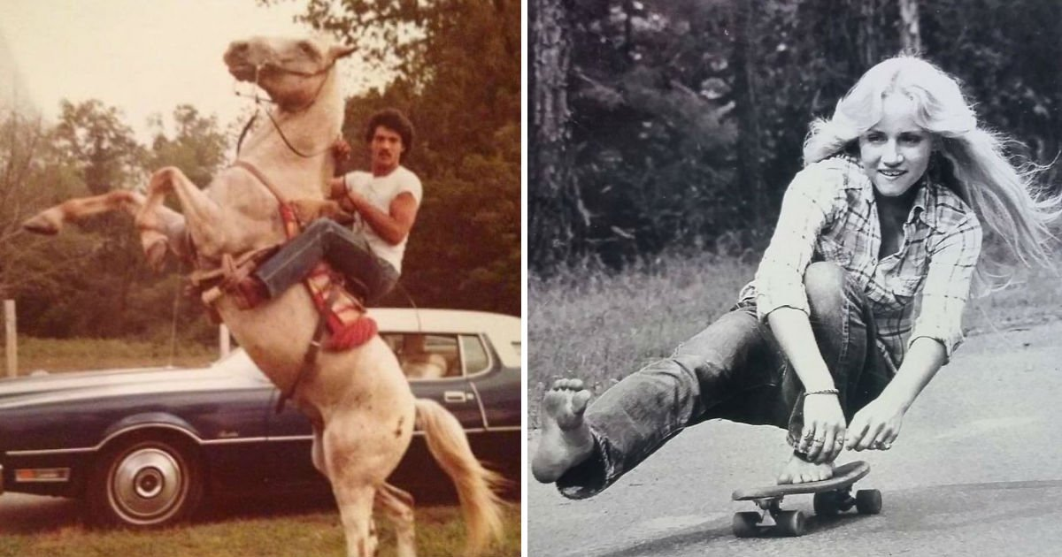 parents were cooler - 10+ Photos That Proves That The Past Was So Cooler Than Now!