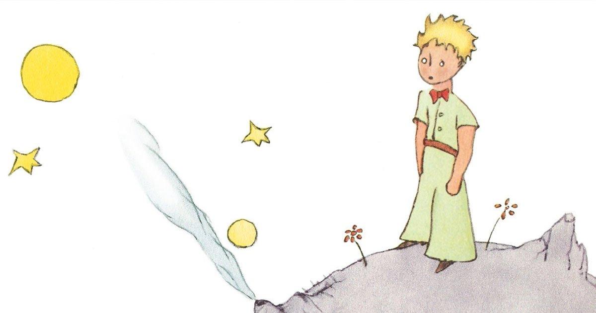 portada 5.jpg?resize=300,169 - 5 belas reflexões que encontraremos no livro, O Pequeno Príncipe.
