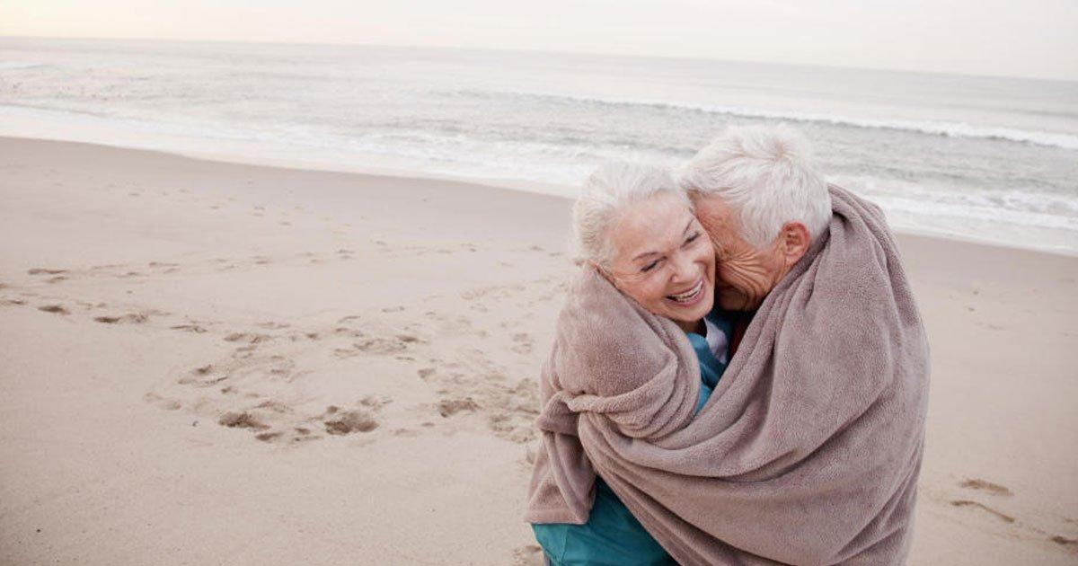 portada 7 - 14 imágenes que demuestran que el amor puede durar por siempre, sin importar la edad
