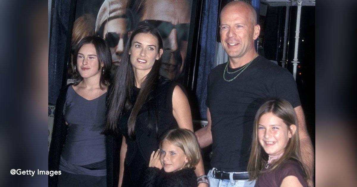portada moore.jpg?resize=412,232 - Las hijas de Demi Moore y Bruce Willis ahora lucen muy diferentes.