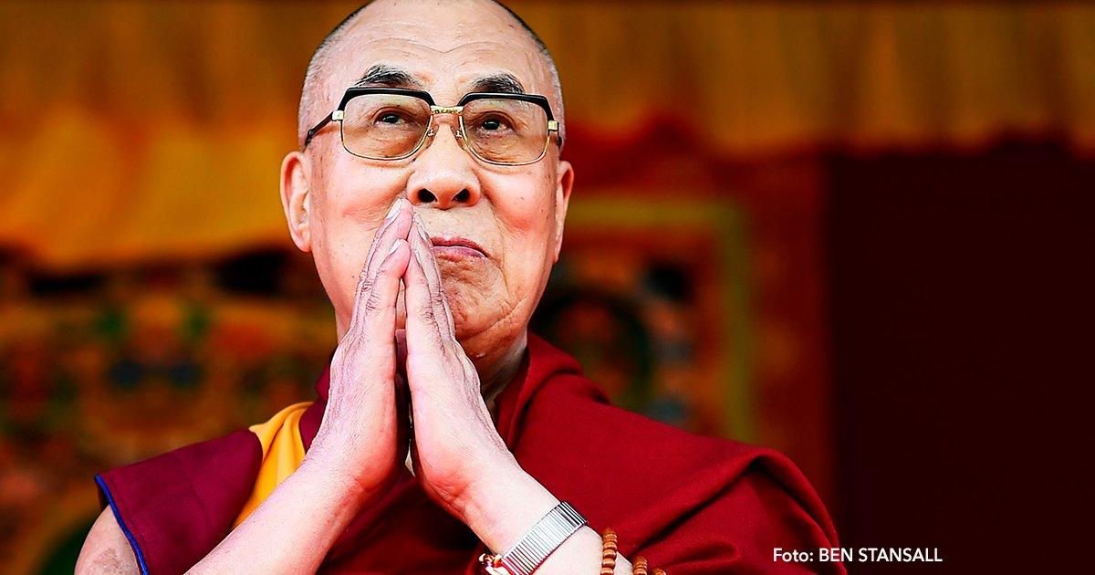 sin titulo 1 1 - 10 consejos del Dalai Lama para mantener sano tu espíritu