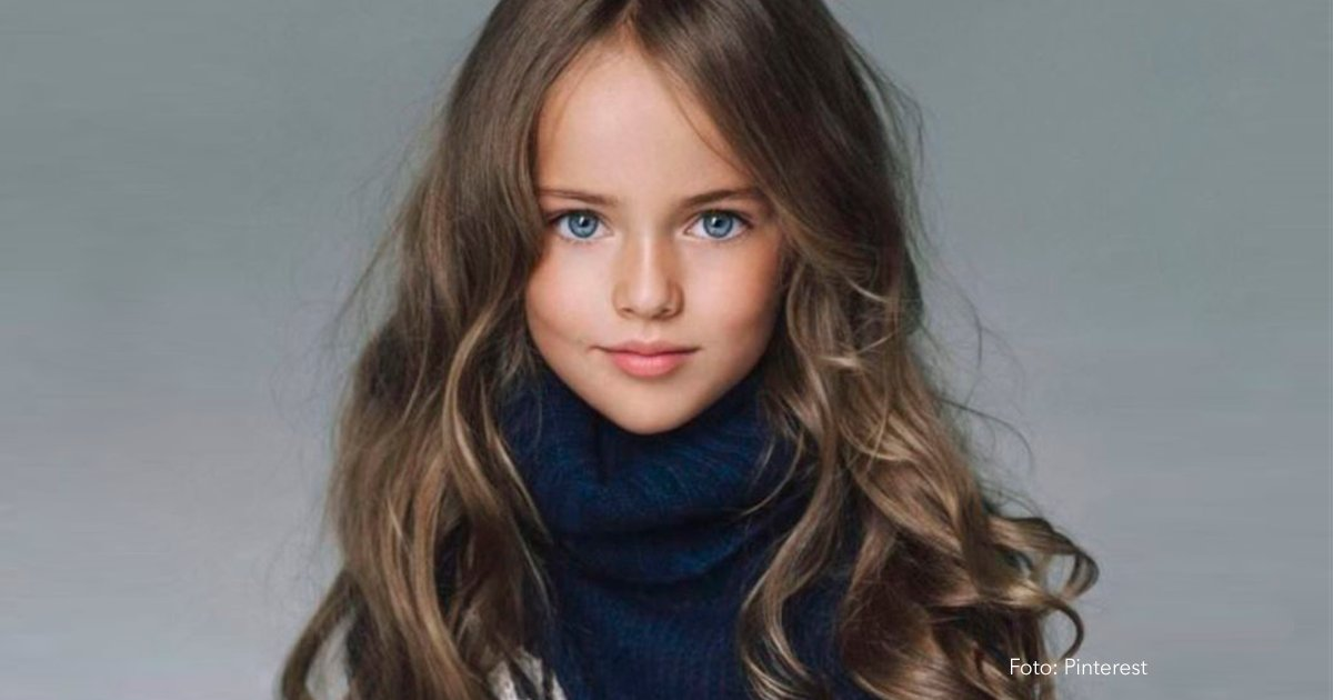 sin titulo 1 - Así luce la que fue hace tiempo la niña más hermosa del mundo.