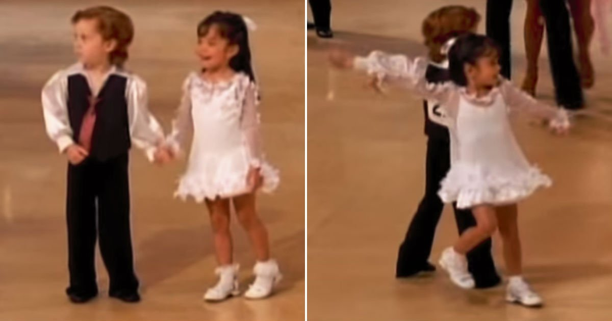 tiny dancing duo.jpg?resize=300,169 - Tiny Dancing Duo's Performance Is Super Cute! It Is Not Only Cute But Also Super Good!