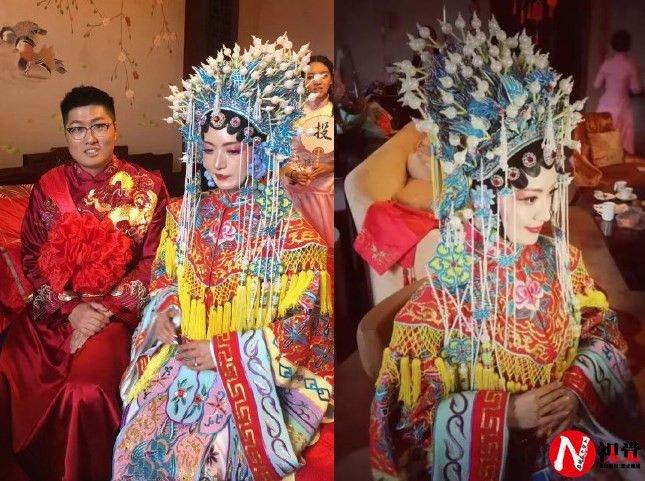 uawimhylwunyiz5m9qyyptb0psc42vb2egluw5xnm9myf1507614532248compressflag - 中國貴族在浙江舉辦「傳統中式奢華婚禮」場面盛大有如皇宮慶典!直升機、抬轎進場讓全鎮都驚呆!