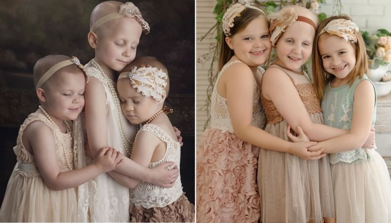 1 325.jpg?resize=1200,630 - Crianças curadas de câncer criam tradição e tiram fotos juntas todo ano