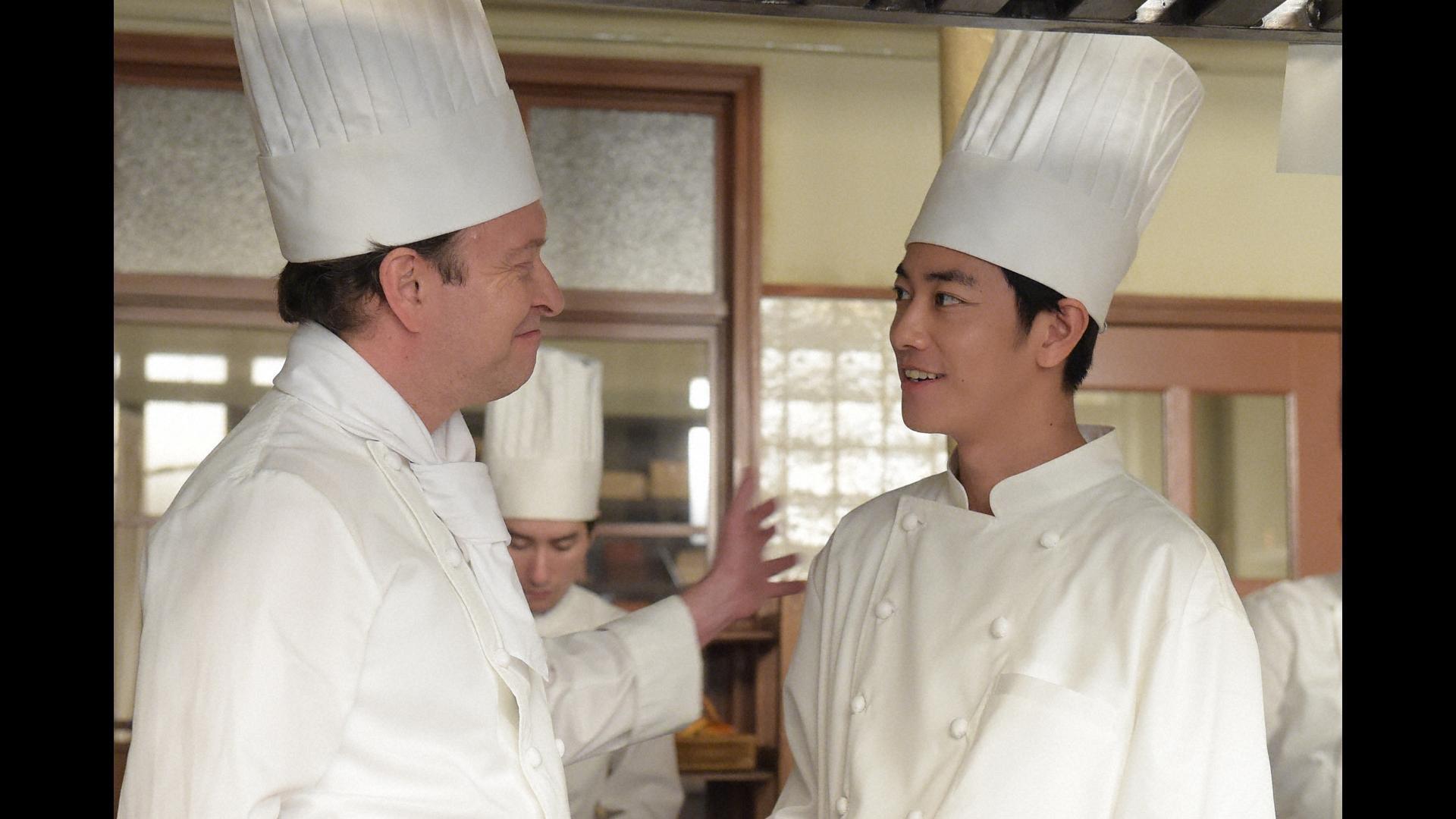 12606865 aa0ba529b9b0486483967a9433c35f19 l - 天皇の料理人を務めた主人公のストーリー『天皇の料理番』のあらすじ