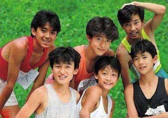 「木村拓哉 SMAP 1987年」の画像検索結果