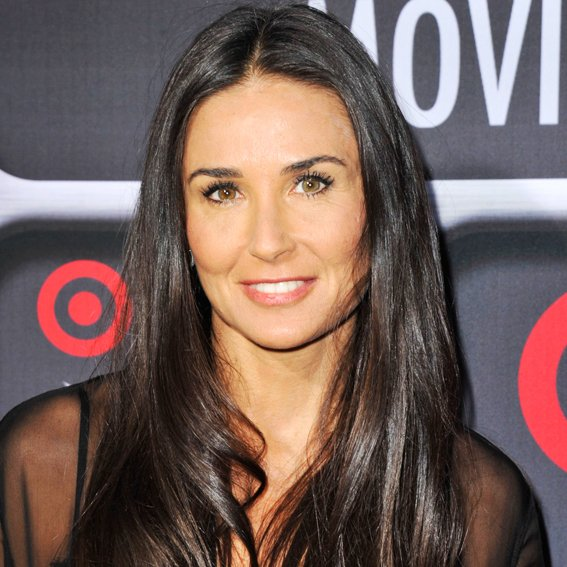 Demi Moore at arrivals for Target Presents AFI Night At The Movies, Arclight Hollywood, Los Angeles, CA April 24, 2013. Photo By: Dee Cercone/Everett Collection