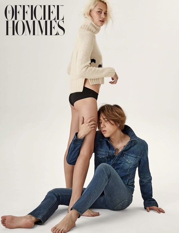 Official Hommes
