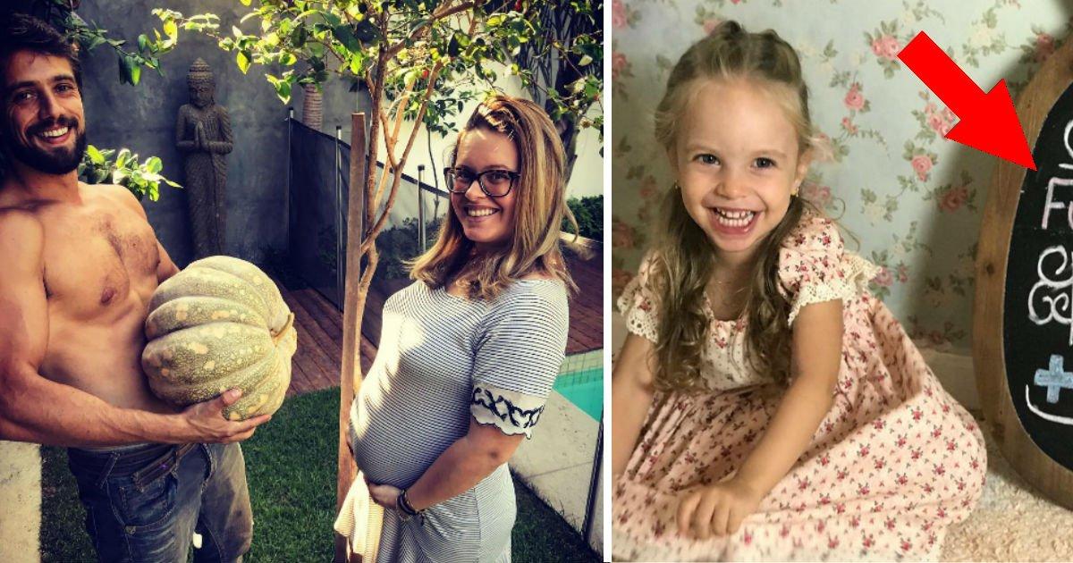 2bebefin 2 - Esposa de Rafael Cardoso encontra bela maneira de anunciar o 2º filho deles