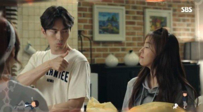 SBS '너를 사랑한 시간'