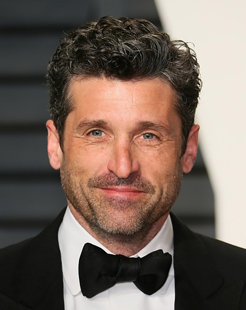 BEVERLY HILLS, CA - FEBRUARY 26: Patrick Dempsey attends the 2017 Vanity Fair Oscar Party hosted by Graydon Carter at Wallis Annenberg Center for the Performing Arts on February 26, 2017 in Beverly Hills, California. (Photo by JB Lacroix/WireImage)