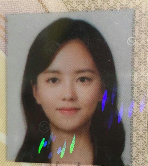 20170910111425 1 - 증명사진도 화보로 만들어버리는 여자연예인의 예쁜 증명사진 모음(+11)