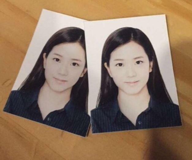20170910111815 ji - 증명사진도 화보로 만들어버리는 여자연예인의 예쁜 증명사진 모음(+11)