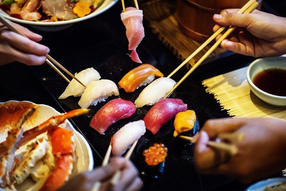 日本 寿司
