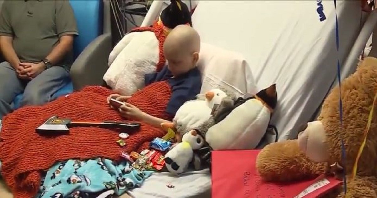a 4.jpg?resize=412,232 - Boy With Stage 4 Cancer Might Not Make It To Christmas, Doctor Says