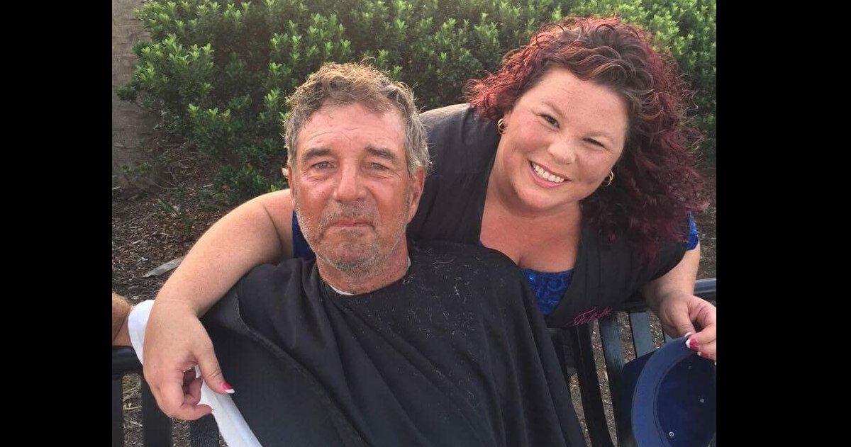 aaaaaaa 14 - She Gives 1300 Homeless Free Haircuts, Inspiring Millions Worldwide