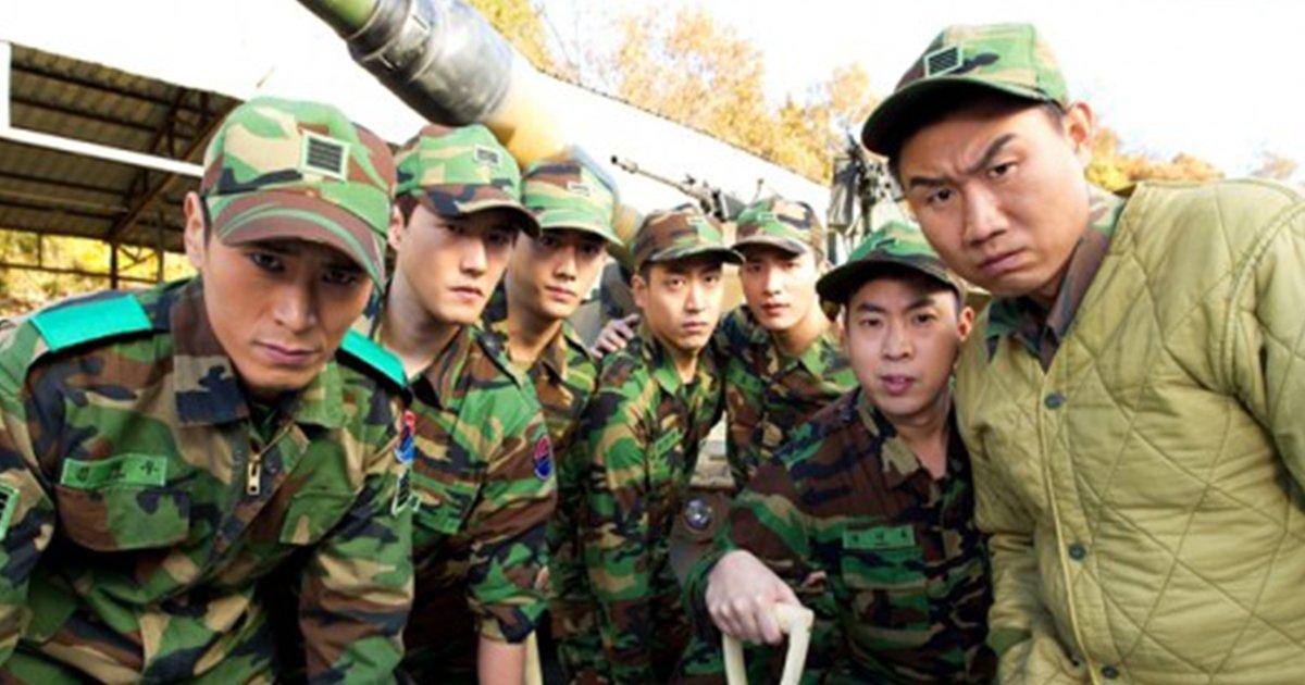 article thumbnail 50.jpg?resize=1200,630 - 군필자라면 모두 공감하는 '육군 계급별 파워' 랭킹 10