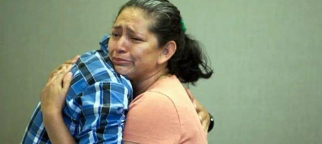 b552a4888091d88c8f60b9133e358582 - Mãe reencontra o seu filho sequestrado após 21 anos de dor e saudade