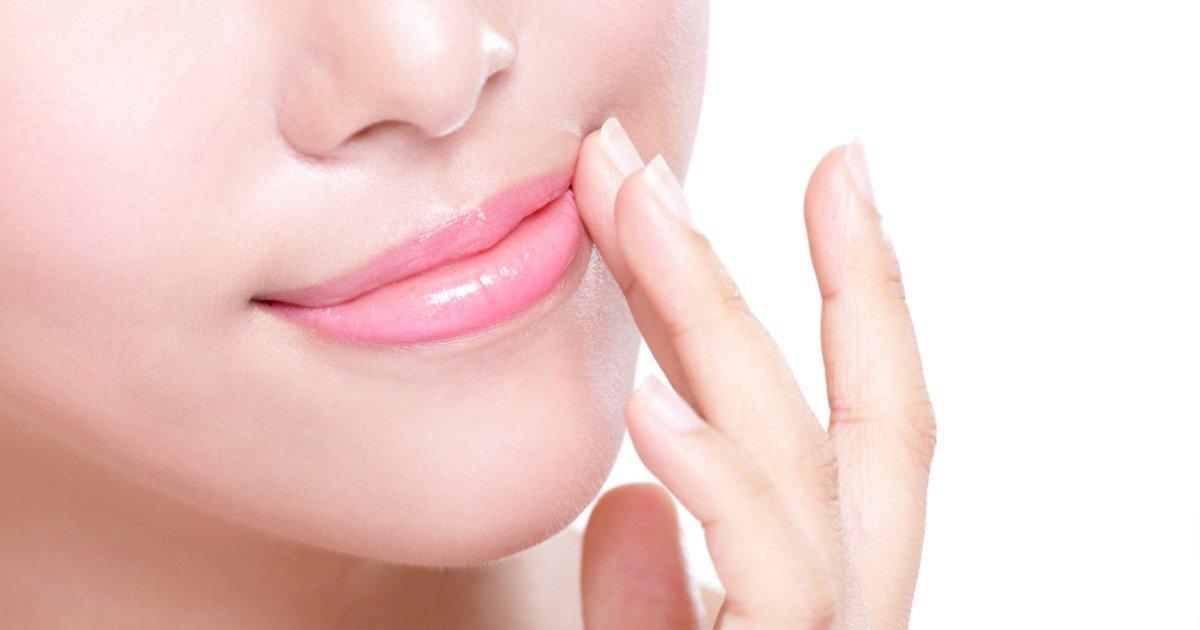 baby soft lips - '입술 상태'로 알 수 있는 건강의 적신호 7가지