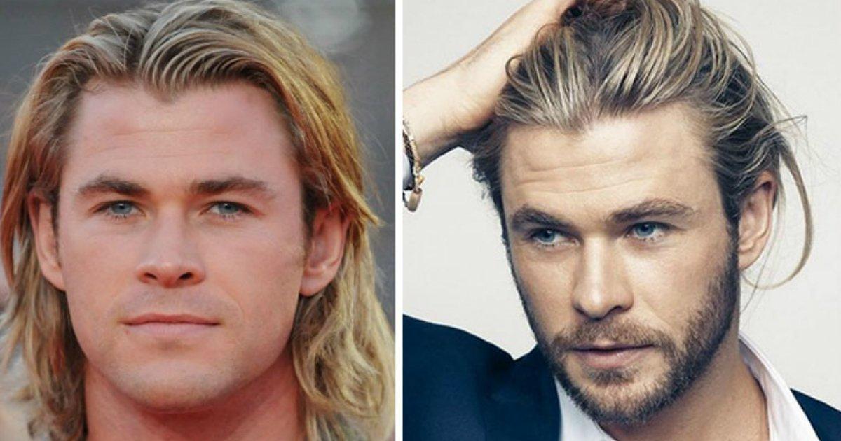 barba.jpg?resize=636,358 - 10 fotos de antes e depois que provam que os homens ficam muito melhores de barba