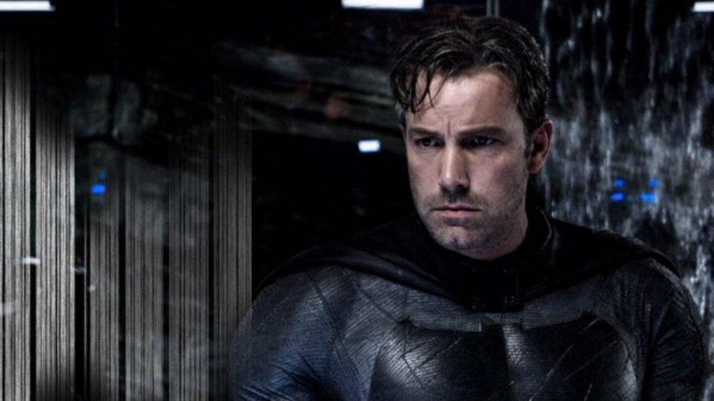 Ben Affleck dans son rôle de Batman.