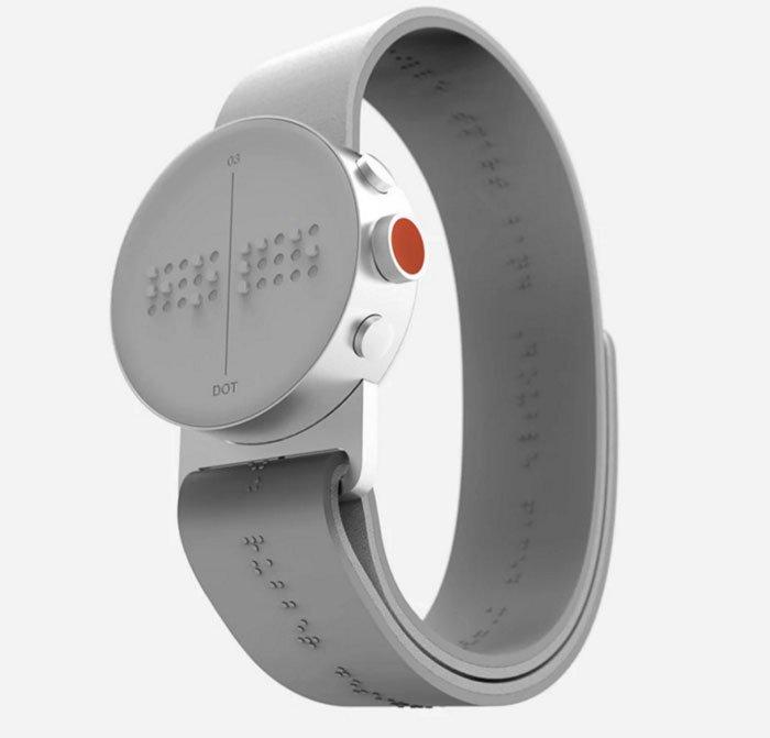 blind-people-braille-smartwatch-dot-2