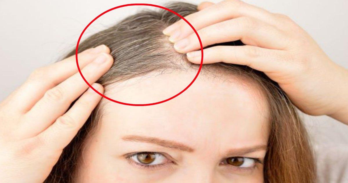 cabelofin.jpg?resize=1200,630 - Afinal, por que algumas pessoas apresentam cabelos brancos ainda na juventude?