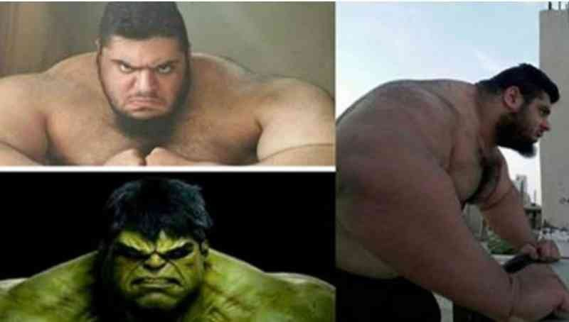 capture61.jpg?resize=412,232 - Hulk Came To ALIVE! 10 Photos Of The Real Life Hulk, Sajad Gharibi