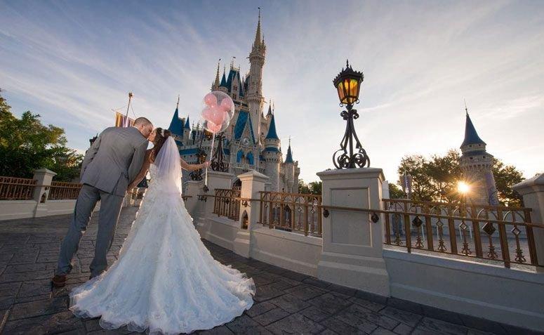 casamento disney sonho - Como ter o casamento dos seus sonhos na Disney