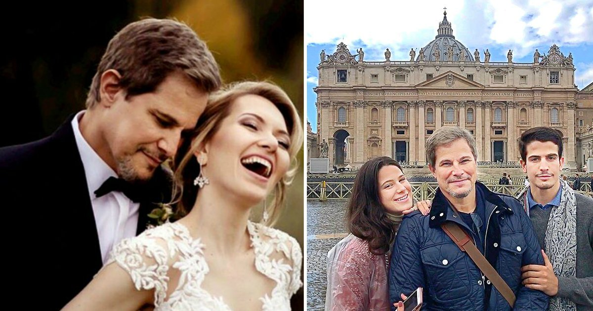 casamentofin.jpg?resize=412,232 - Edson Celulari se casa em linda cerimônia e comemora com a família: qualquer obstáculo é superável juntos daqueles que amamos