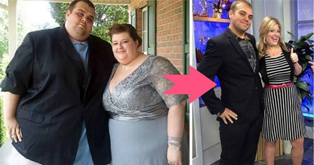 couplesloseit.jpg?resize=636,358 - 14 casais que perderam peso juntos!