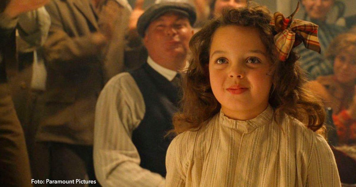 """cover 12.png?resize=648,365 - ¿Recuerdas a la niña que bailó con """"Jack"""" en """"Titanic""""? Hoy tiene 26 años y cuenta cómo era Di Caprio en el set de filmación"""